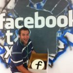 Facebook - Austin wanted CAKE!