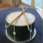 Drum Stick Cake