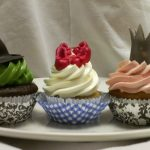 wizard of oz cupcakes