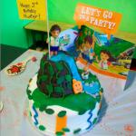 Go Diego Theme - Haute Cakes Austin